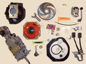 Transmission Conversion Kit