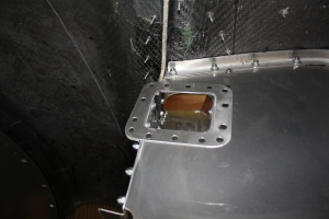 Bulkhead for fresh air ductwork